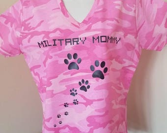 Military dog lovers tshirt