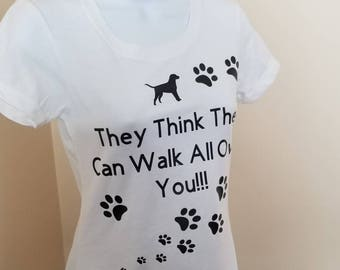Dog lover's tshirt