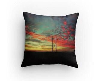 Sunrise Photo Pillow