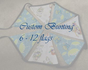 Custom Children's Bunting