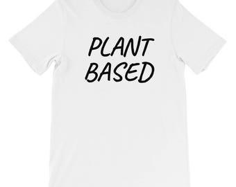 Short-Sleeve Unisex Vegan T-Shirt