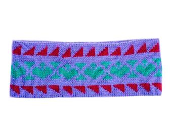Vintage 1980s Ski Headband