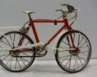Die Cast Metal Model Bicycle