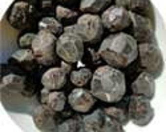 dark red Garnet untumbled stones, 1 lb