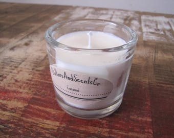 Natural Soy Candle | Handmade, Hand-poured Candle | 4 OZ