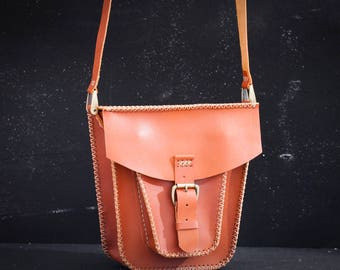 Casual Hand Made Leather