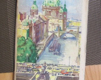 y 1937  Germany BERLIN travel Gude - Photo booklet , English language RARE