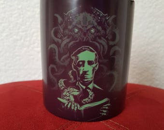 Magic mug H.P. Lovecraft Cthulhu