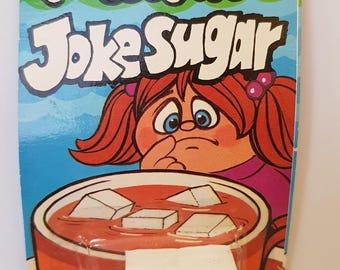 Vintage Prank Floating Sugar Joke Gag