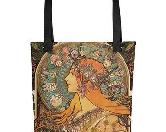Queen Mother of Astros Tote bag