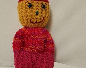 Knit Comfort Doll #5