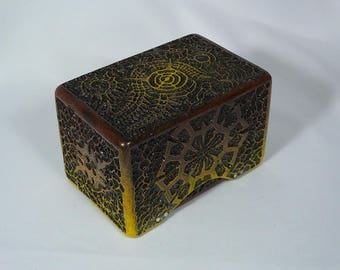 Tempra-Structure Flame-Special deck-box