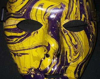 Hydrodipped Mask