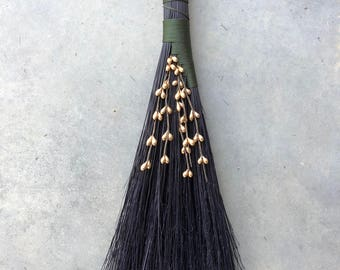 Decorative Holiday Broom