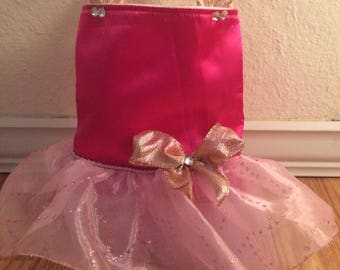 Girls Ballerina's Tutu style Handbag