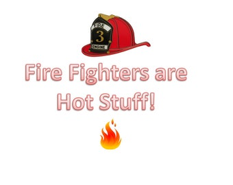 Fun Fire Fighter Sweatshirt
