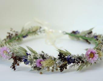 Flowercrown 'Rhodanthe'