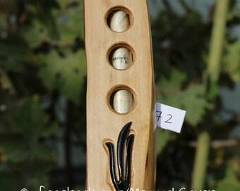 """בית מזוזה 072 מעץ זית, לקלף עד 12 ס""""מ : beitmezuzah from olive tree, mezuzahcover, mezuzahcase, judaica, mitzvah, Jewish gift"""
