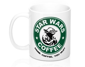 Drink Coffe You Must Mug