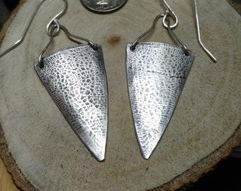 Sterling silver earrings 925