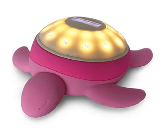 PREORDER Tick Tock Turtle -Leilani The Kid's Alarm Clock That Does It All