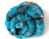 Smoothish Art Batt Set- '318-01'- 3.2 oz Spinning, Felting, Weaving, Papermaking Fiber