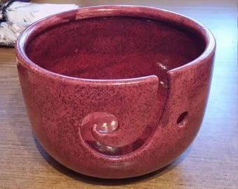 Ceramic Yarn Bowls
