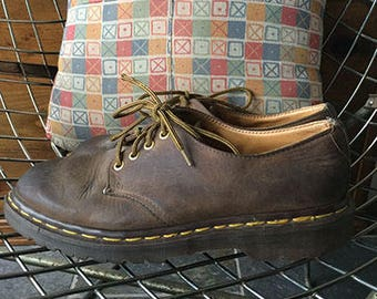 Dr. Martens brown UK size 7