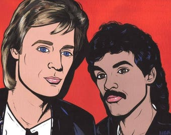 Daryl and John Print