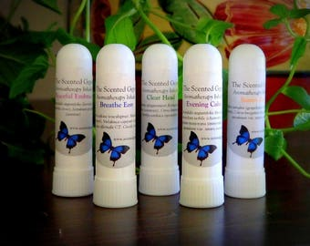 Aromatherapy Inhaler - Choose From 5 Different Aromas