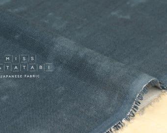 Nani Iro Kokka Naomi Ito Linen Gauze Japanese Fabric - Triton - 50cm