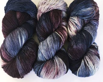 ASTER Sublime Single Ply Fingerweight Yarn
