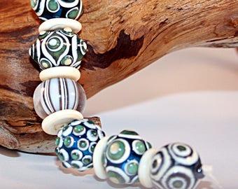 Lampwork  Art Jewelry by Jeanniesbeads #2725