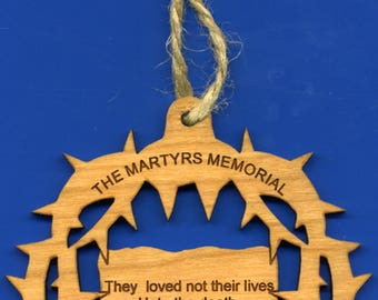 The Martyrs Memorial - They Loved Not Their Lives