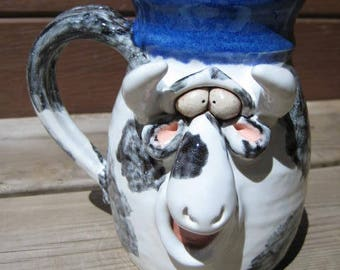 Happy Cow  Mug ........