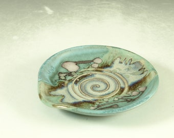 Spoon rest soap dish