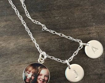 SUMMER SALE Mother's Day Photo, Personalized Womens, Best Friend, Gift, Personalized Best Friend, Mom from Son, Mothers Day from Daughter