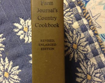 Vintage Farm Journal's Country Cookbook  Enlarged Edition