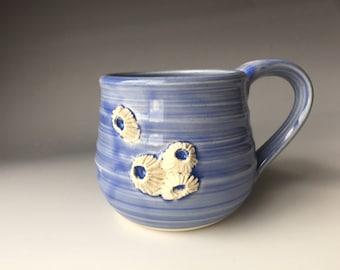 Blue Barnacle Mug