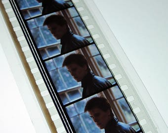 Kevin Bacon Recycled Film Bookmark