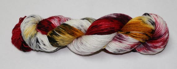 Platform 9 3/4 Hand Dyed Sock Yarn
