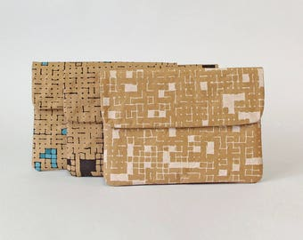 Dots and Squares Mini Paper Sleeve