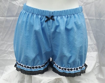Gothic Alice micro mini bloomers