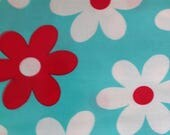 1 yard of Plain Jane- Laminated Cotton Fabric (Milchael Miller Fabrics, 56 inches wide)