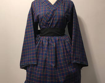 Kana Kimono Dress