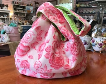 Rush of  Roses HodgePodge Bag