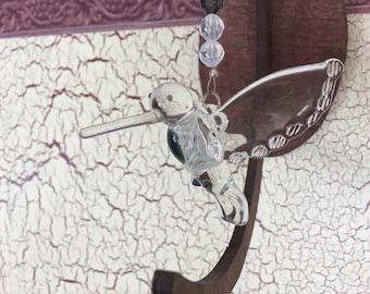 Crystal Hummingbird     Made in Colorado