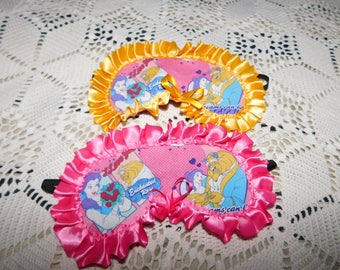 Beauty And The Beast Sleep Mask Girls Ladys Sleep Over Spa Day Sleeper Slumber Party Birthday Gift BFF Hospital Travel Dorm