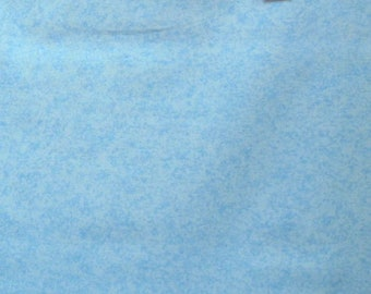 """OOP Retired Free Spirit D28 Miracle Blue Deisgner Instincts Dapples Turquoise Quilting Blender Tonal 18"""" BTHY Quilt Cotton Sewing Fabric New"""