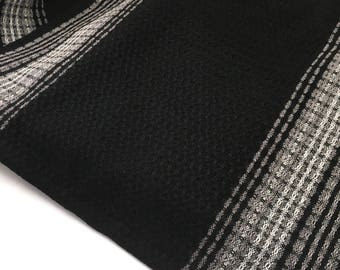 Handwoven Dishtowel - Stainless Steel